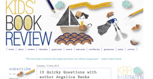 10 Quirky Questions for Angelica Banks