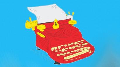 Serendipity's Typewriter